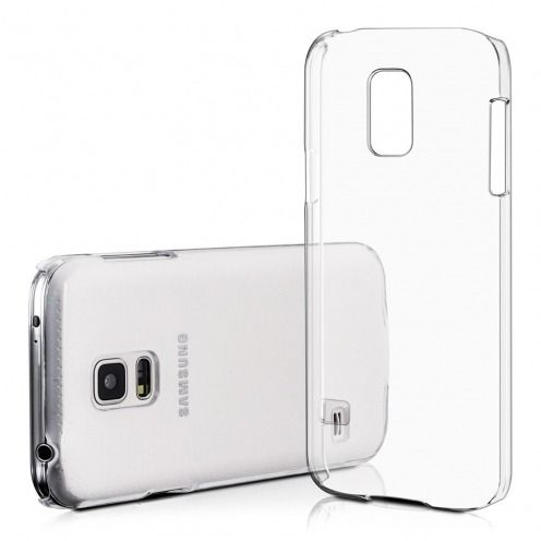 Coque Samsung Galaxy S5 Mini Crystal Extra Fine Transparente