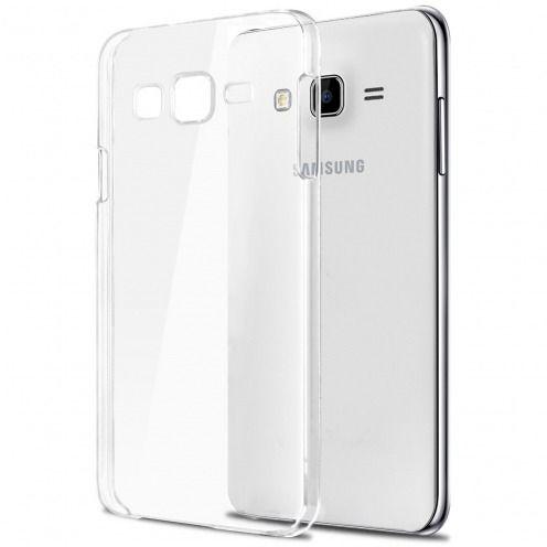 Visuel supplémentaire de Coque Samsung Galaxy J7 Crystal Extra Fine Transparente