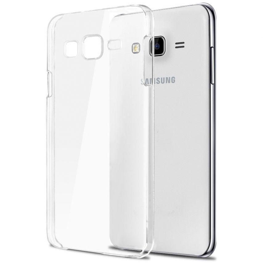 Visuel supplémentaire de Coque Samsung Galaxy J5 Crystal Extra Fine Transparente