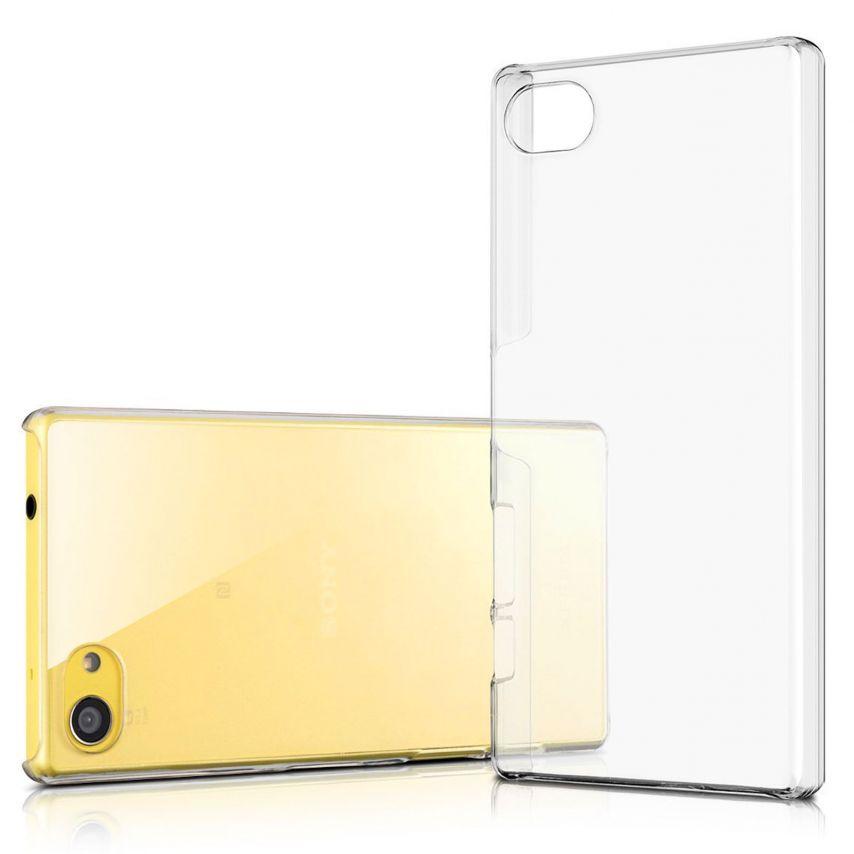 Visuel supplémentaire de Coque Sony Xperia Z5 Compact Crystal Extra Fine Transparente