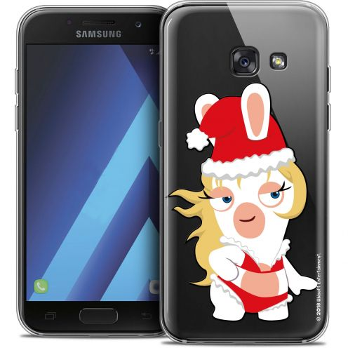 Coque Samsung Galaxy A3 2017 (A320) Extra Fine Lapins Crétins™ - Lapin Danseuse