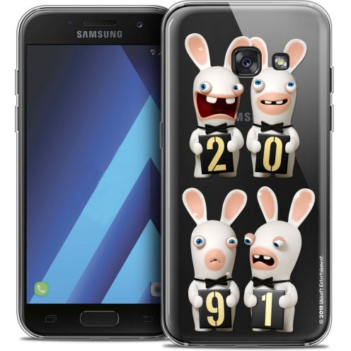 Coque Samsung Galaxy A5 2017 (A520) Extra Fine Lapins Crétins™ - New Year