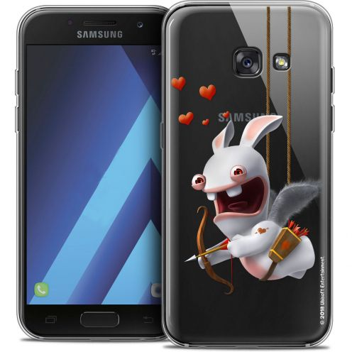 Coque Samsung Galaxy A5 2017 (A520) Extra Fine Lapins Crétins™ - Flying Cupidon