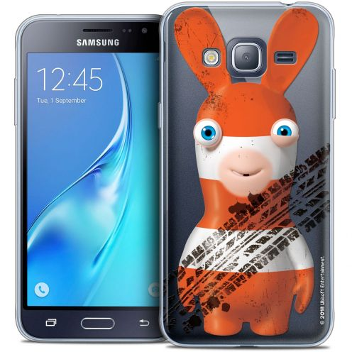 Coque Samsung Galaxy J3 2016 (J320) Extra Fine Lapins Crétins™ - On the Road