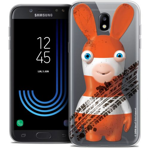 """Coque Gel Samsung Galaxy J5 2017 J530 (5.2"""") Extra Fine Lapins Crétins™ - On the Road"""