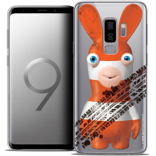 "Coque Gel Samsung Galaxy S9+ (6.2"") Extra Fine Lapins Crétins™ - On the Road"