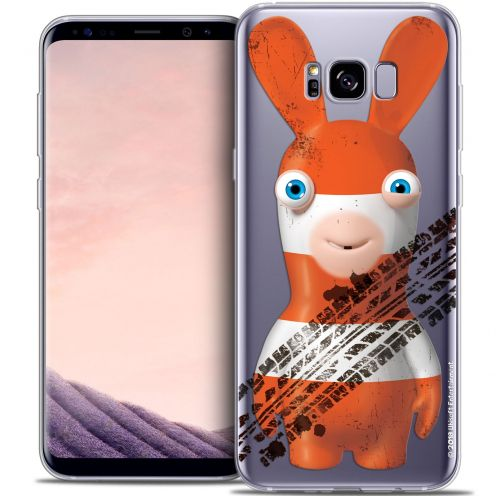 Coque Gel Samsung Galaxy S8+/ Plus (G955) Extra Fine Lapins Crétins™ - On the Road