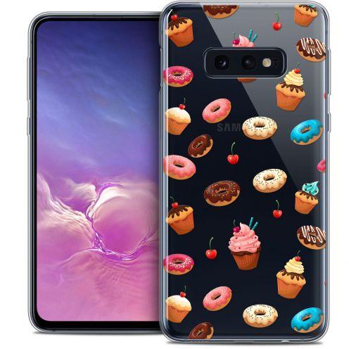 "Coque Crystal Gel Samsung Galaxy S10e (5.8"") Extra Fine Foodie - Donuts"