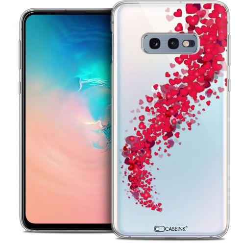 "Coque Crystal Gel Samsung Galaxy S10e (5.8"") Extra Fine Love - Tornado"