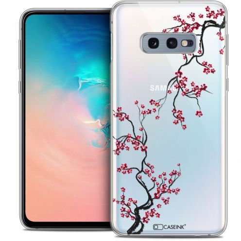 "Coque Crystal Gel Samsung Galaxy S10e (5.8"") Extra Fine Summer - Sakura"