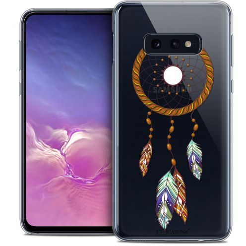 "Coque Crystal Gel Samsung Galaxy S10e (5.8"") Extra Fine Dreamy - Attrape Rêves Shine"