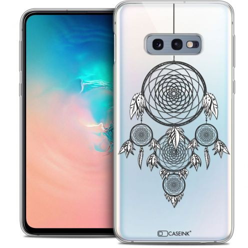 "Coque Crystal Gel Samsung Galaxy S10e (5.8"") Extra Fine Dreamy - Attrape Rêves NB"