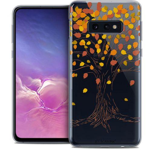 "Coque Crystal Gel Samsung Galaxy S10e (5.8"") Extra Fine Autumn 16 - Tree"