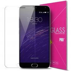 Protection d'écran Verre trempé Meizu M2 Note - 9H Glass Pro+ HD 0.33mm 2.5D