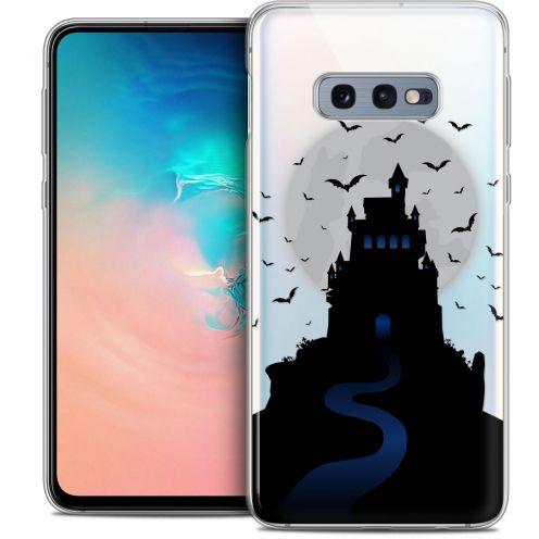 """Coque Crystal Gel Samsung Galaxy S10e (5.8"""") Extra Fine Halloween - Castle Nightmare"""