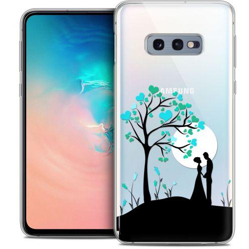 "Coque Crystal Gel Samsung Galaxy S10e (5.8"") Extra Fine Love - Sous l'arbre"