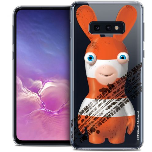 "Coque Gel Samsung Galaxy S10e (5.8"") Extra Fine Lapins Crétins™ - On the Road"