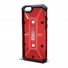 Coque Antichoc iPhone 6 / 6s Urban Armor Gear® UAG Magma Rouge
