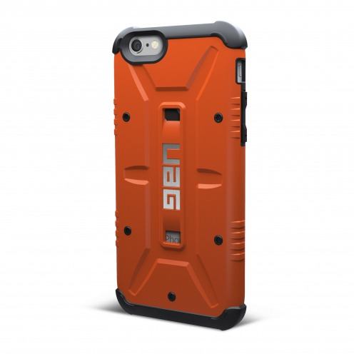 Coque Antichoc iPhone 6 / 6s Urban Armor Gear® UAG Rust Orange