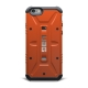 Photo réelle de Coque Antichoc iPhone 6 / 6s Urban Armor Gear® UAG Rust Orange