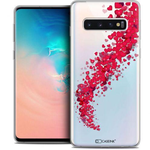 """Coque Crystal Gel Samsung Galaxy S10 (6.1"""") Extra Fine Love - Tornado"""