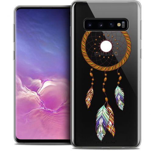 """Coque Crystal Gel Samsung Galaxy S10 (6.1"""") Extra Fine Dreamy - Attrape Rêves Shine"""