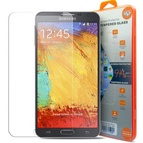 Protection d'écran Verre trempé Samsung Galaxy Note 3 Neo/Lite - 9H Glass Pro+ HD 0.33mm 2.5D