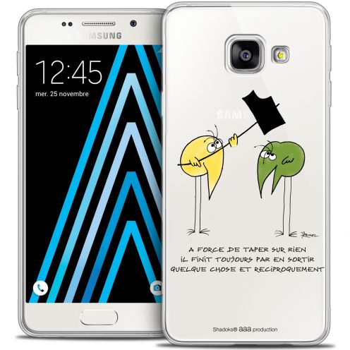 Coque Galaxy A3 2016 (A310) Extra Fine Les Shadoks® - A Force
