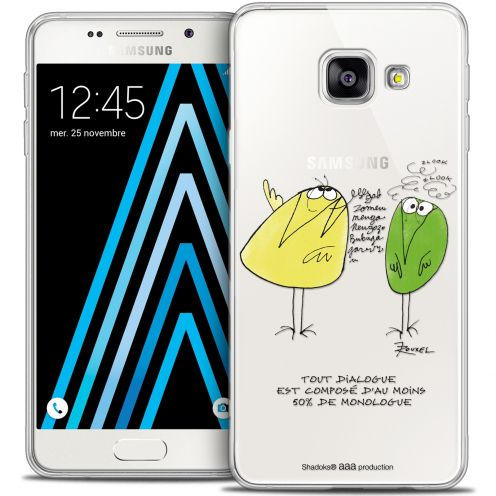 Coque Galaxy A3 2016 (A310) Extra Fine Les Shadoks® - Le Dialogue