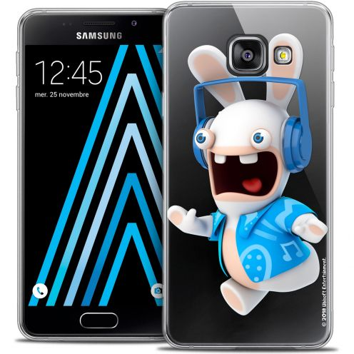 Coque Galaxy A3 2016 (A310) Extra Fine Lapins Crétins™ - Techno Lapin