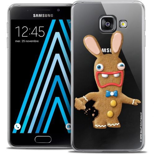Coque Galaxy A3 2016 (A310) Extra Fine Lapins Crétins™ - Cookie