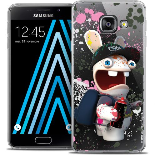 Coque Galaxy A3 2016 (A310) Extra Fine Lapins Crétins™ - Painter