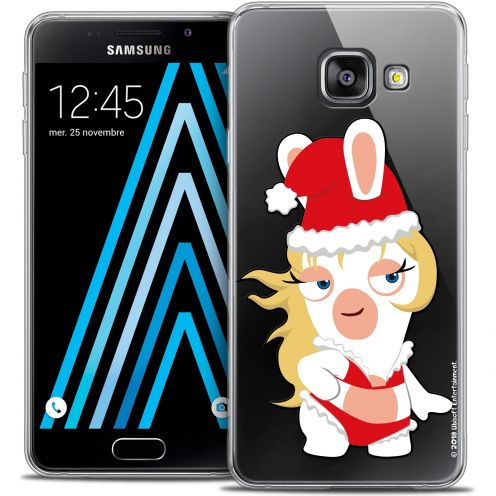Coque Galaxy A3 2016 (A310) Extra Fine Lapins Crétins™ - Lapin Danseuse