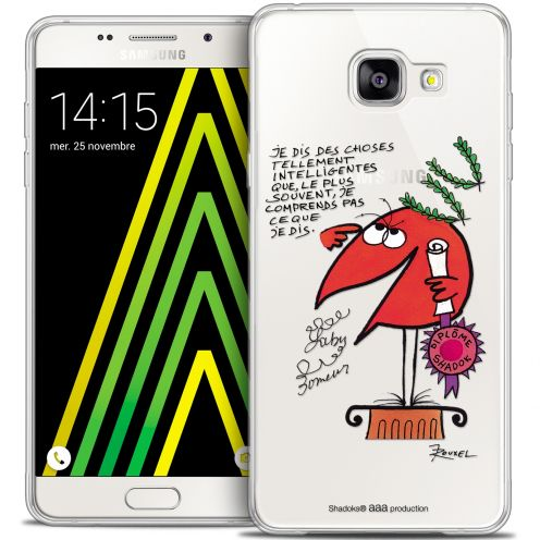 Coque Galaxy A5 2016 (A510) Extra Fine Les Shadoks® - Intelligent
