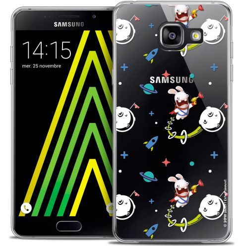 Coque Galaxy A5 2016 (A510) Extra Fine Lapins Crétins™ - Space 2