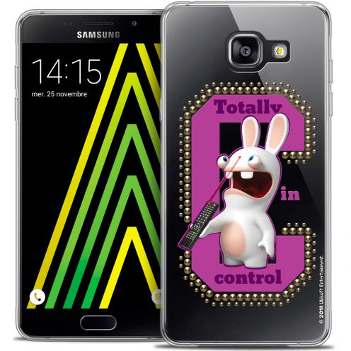 Coque Galaxy A5 2016 (A510) Extra Fine Lapins Crétins™ - In Control !