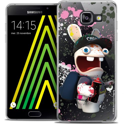 Coque Galaxy A5 2016 (A510) Extra Fine Lapins Crétins™ - Painter