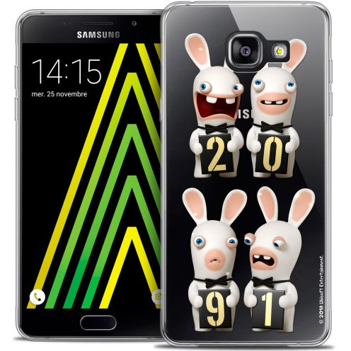 Coque Galaxy A5 2016 (A510) Extra Fine Lapins Crétins™ - New Year