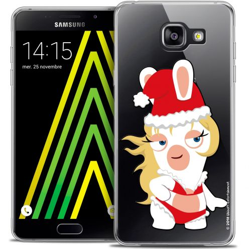 Coque Galaxy A5 2016 (A510) Extra Fine Lapins Crétins™ - Lapin Danseuse