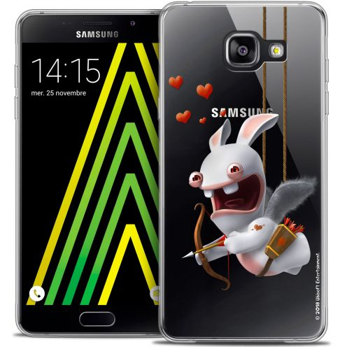 Coque Galaxy A5 2016 (A510) Extra Fine Lapins Crétins™ - Flying Cupidon