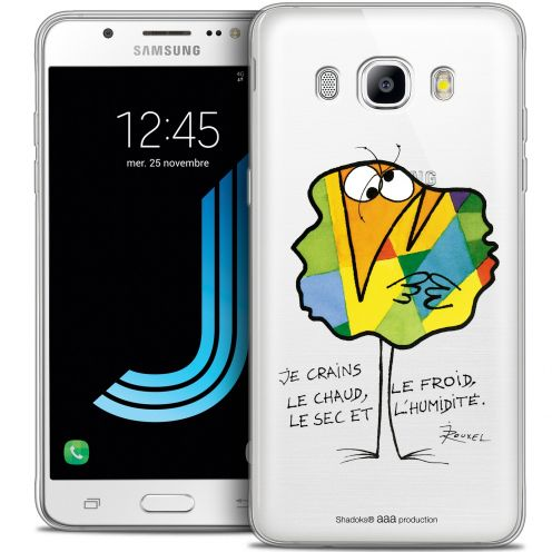 Coque Galaxy J5 2016 (J510) Extra Fine Les Shadoks® - Chaud ou Froid