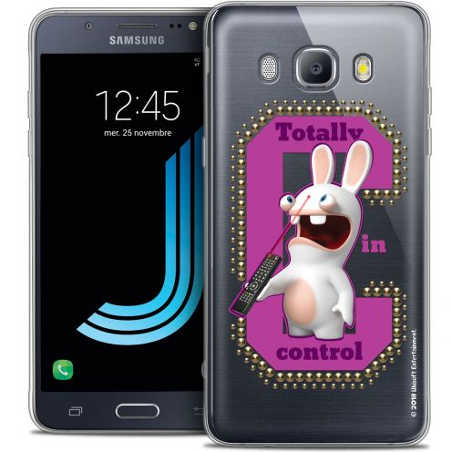 Coque Galaxy J5 2016 (J510) Extra Fine Lapins Crétins™ - In Control !