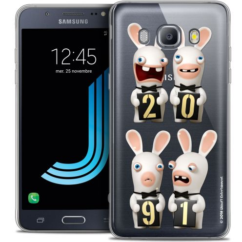 Coque Galaxy J5 2016 (J510) Extra Fine Lapins Crétins™ - New Year