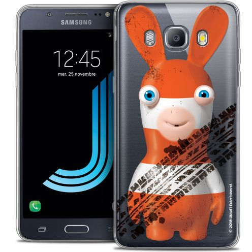 Coque Galaxy J5 2016 (J510) Extra Fine Lapins Crétins™ - On the Road