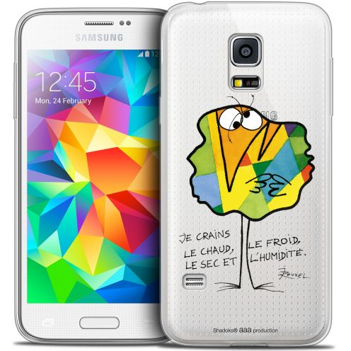 Coque Galaxy S5 Mini Extra Fine Les Shadoks® - Chaud ou Froid