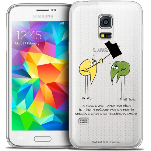 Coque Galaxy S5 Mini Extra Fine Les Shadoks® - A Force