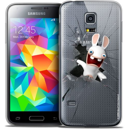 Coque Galaxy S5 Mini Extra Fine Lapins Crétins™ - Breaking Glass