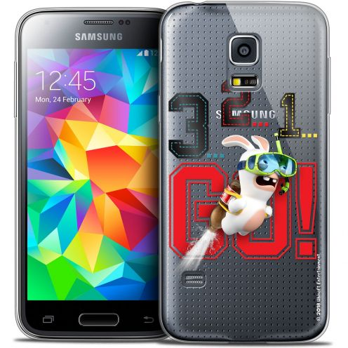 Coque Galaxy S5 Mini Extra Fine Lapins Crétins™ - 321 Go !