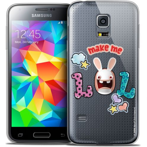 Coque Galaxy S5 Mini Extra Fine Lapins Crétins™ - LOL