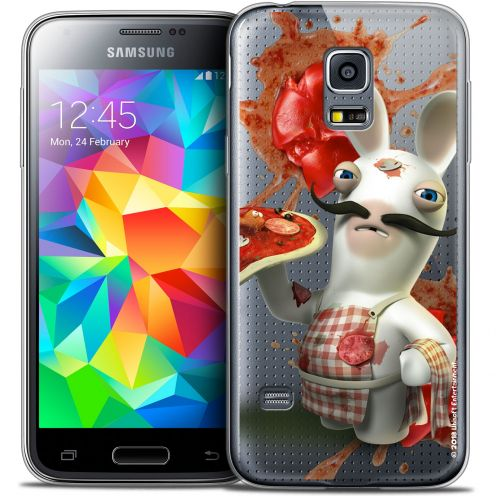 Coque Galaxy S5 Mini Extra Fine Lapins Crétins™ - Cuisinier